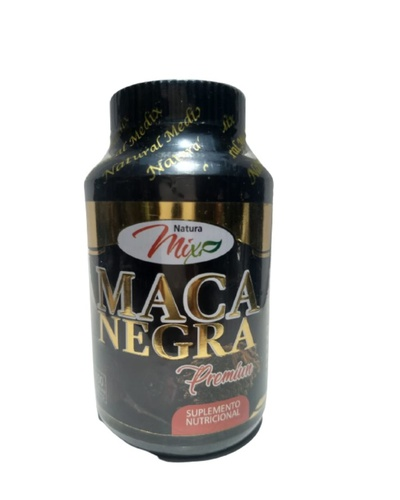 Maca Negra Power  Rincon Natural