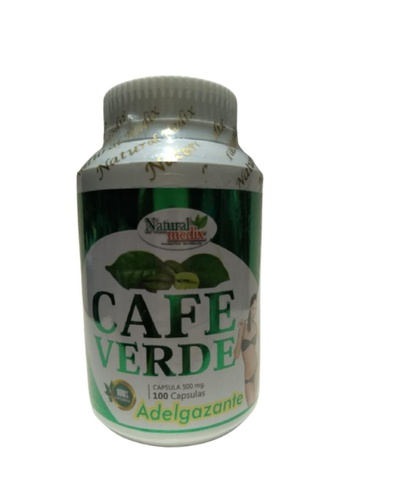 Cafe verde rincon natural